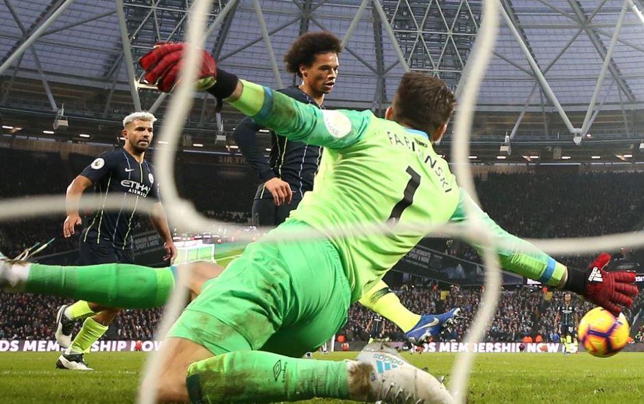 Manchester City vs West Ham United Premier League live stream